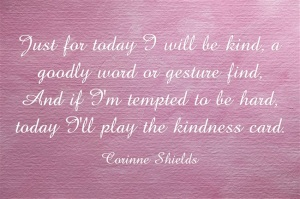 pink kindness
