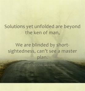 Solutions-yet-unfolded