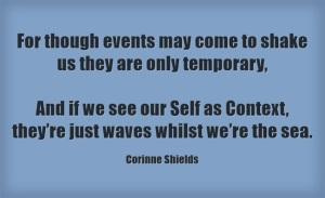 self as context