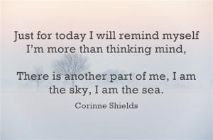 thinking mind